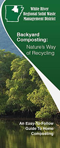 Recycling is easy brochure cover